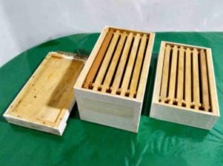 Sunila Bee Hive Boxes (සුනිල මී මැසි පෙට්ටි)